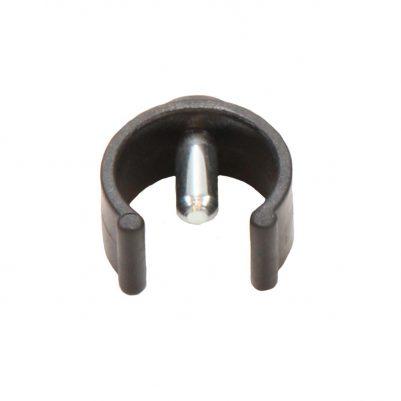 Elleboogkruk clip verstelling bovenkant