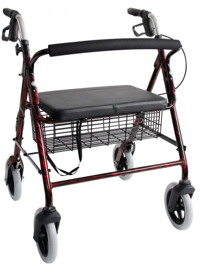 Roma Medical XL Rollator Aluminium