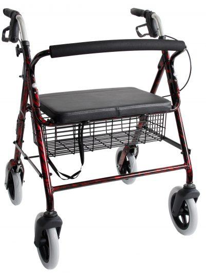 Roma Medical XL Rollator Aluminium