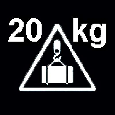 Verzwaren van rollator met gewicht