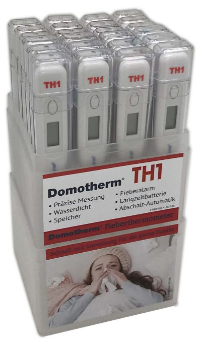 Digitale thermometer domotherm TH1