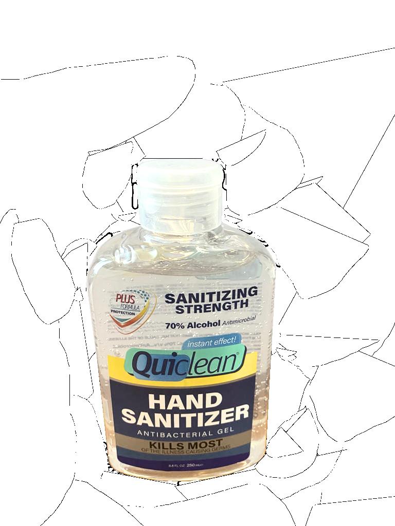 Handdesinfectiegel Grootverpakking