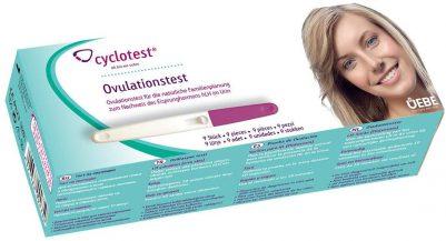 Cyclotest Ovulatietesten 9 stuks